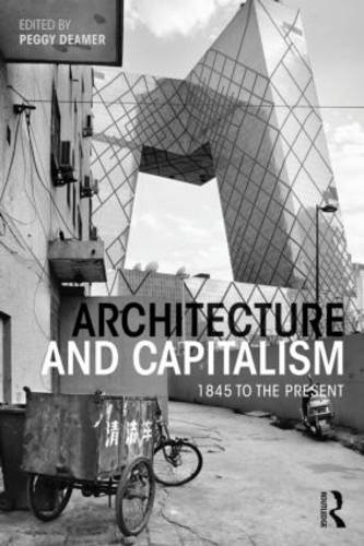 Architecture and Capitalism 1845 to the Present  2014 edition cover