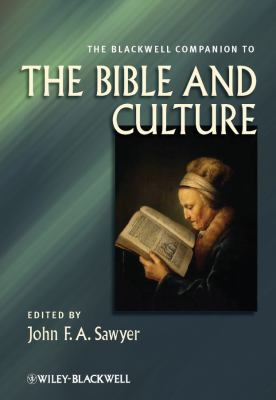 Blackwell Companion to the Bible and Culture   2012 9780470674888 Front Cover