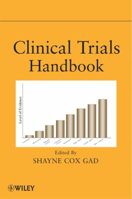 Clinical Trials Handbook   2009 (Handbook (Instructor's)) 9780471213888 Front Cover