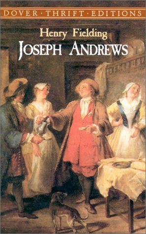 Joseph Andrews   2001 (Unabridged) edition cover
