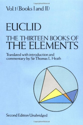 Thirteen Books of the Elements  2nd 2009 edition cover