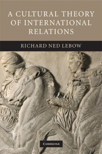Cultural Theory of International Relations   2008 edition cover