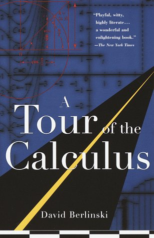 Tour of the Calculus  N/A 9780679747888 Front Cover