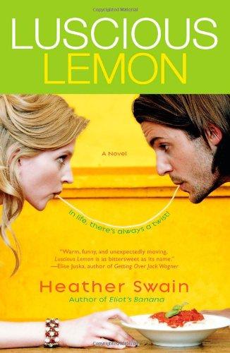 Luscious Lemon   2004 9780743464888 Front Cover