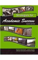 Strategies for Academic Success  4th 2010 (Revised) 9780757577888 Front Cover