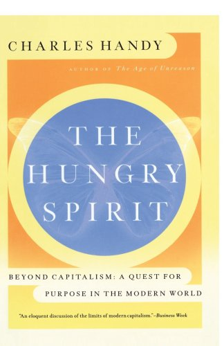 Hungry Spirit  N/A edition cover