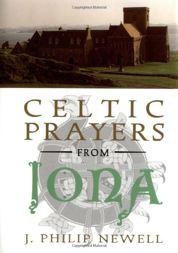 Celtic Prayers from Iona   1997 edition cover