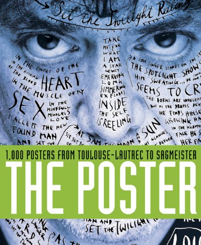 Poster 1,000 Posters from Toulouse-Lautrec to Sagmeister  2010 edition cover