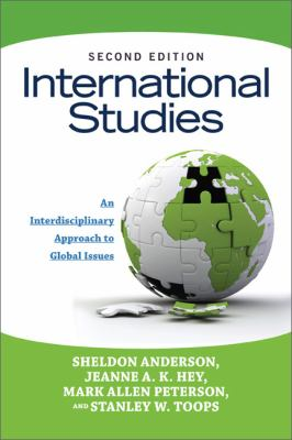 International Studies An Interdisciplinary Approach to Global Issues 2nd 2013 edition cover