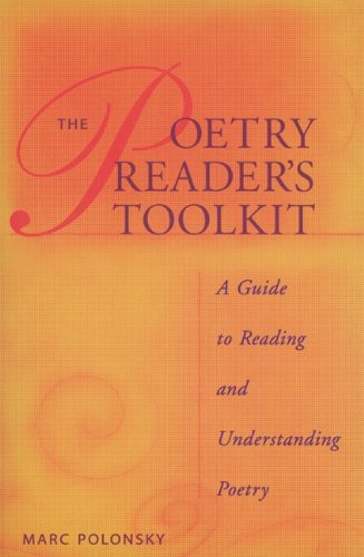 Poetry Reader's Toolkit A Guide to Reading and Understanding Poetry  1998 (Student Manual, Study Guide, etc.) edition cover