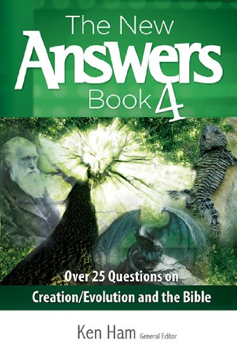 New Answers:   2013 9780890517888 Front Cover