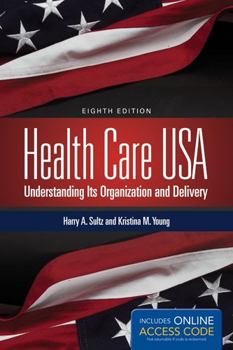 Health Care USA  8th 2014 edition cover