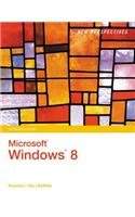 Microsoft� Windows 8 Introductory  2013 edition cover