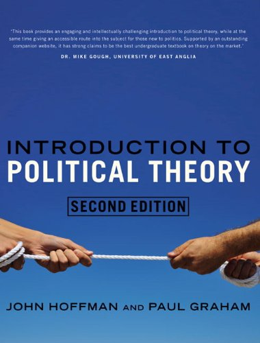 Introduction to Political Theory  2nd 2009 (Revised) edition cover