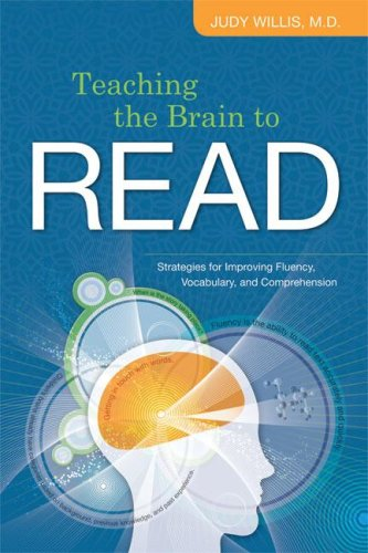 Teaching the Brain to Read Strategies for Improving Fluency, Vocabulary, and Comprehension  2008 edition cover