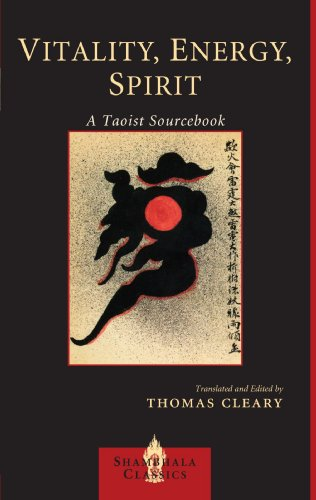 Vitality, Energy, Spirit A Taoist Sourcebook  2009 edition cover