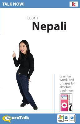 Talk Now! Nepali  2007 edition cover