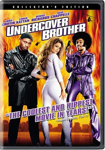 Undercover Brother (Widescreen Collector's Edition) System.Collections.Generic.List`1[System.String] artwork