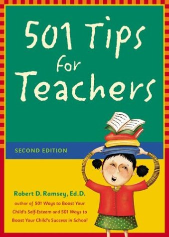 501 Tips for Teachers  2nd 2003 (Revised) 9780071409889 Front Cover