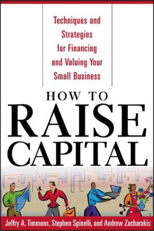How to Raise Capital Techniques and Strategies for Financing and Valuing Your Small Business  2005 edition cover