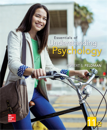 Essentials of Understanding Psychology  11th 2015 edition cover