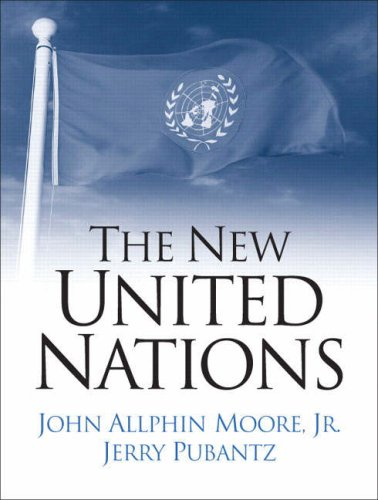 New United Nations International Organization in the Twenty-First Century  2006 edition cover