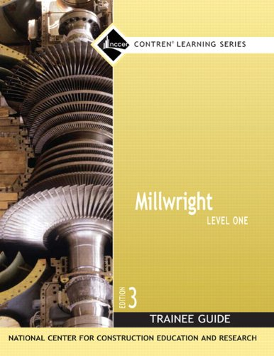 Millwright  3rd 2006 9780132272889 Front Cover
