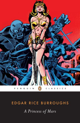 Princess of Mars   2007 edition cover