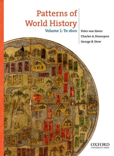 Patterns of World History - To 1600   2012 edition cover