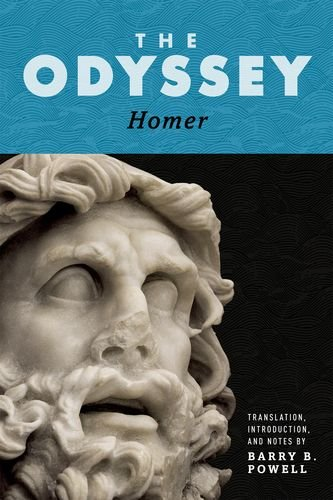 Odyssey Translation, Introduction, and Notes by Barry B. Powell  2014 edition cover