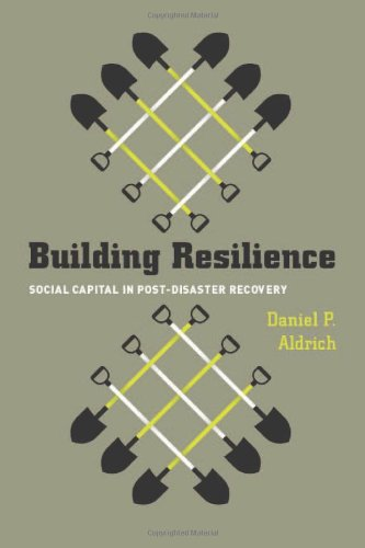 Building Resilience Social Capital in Post-Disaster Recovery  2012 edition cover