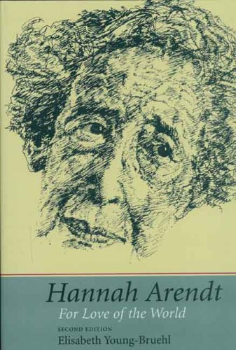 Hannah Arendt For Love of the World 2nd 2004 9780300105889 Front Cover