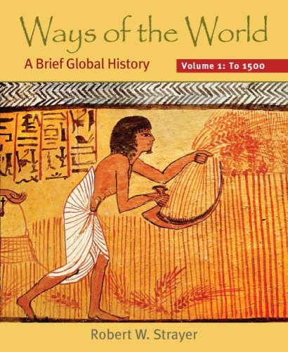 Ways of the World A Brief Global History to 1500 N/A edition cover