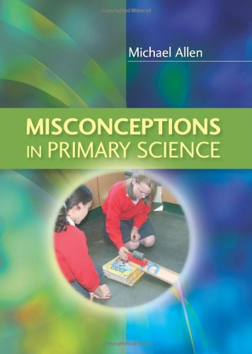 Misconceptions in Primary Science   2010 9780335235889 Front Cover