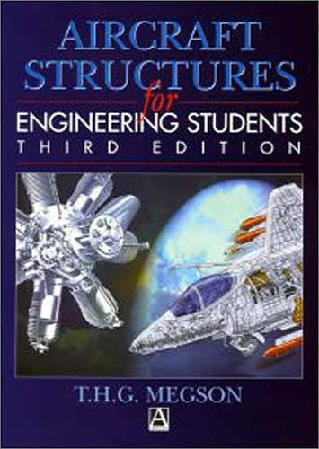 Aircraft Structures for Engineering Students  3rd 1999 (Revised) edition cover