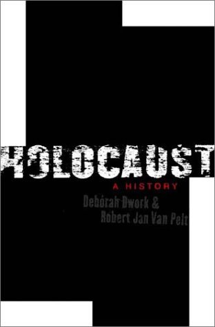 Holocaust A History  2002 edition cover