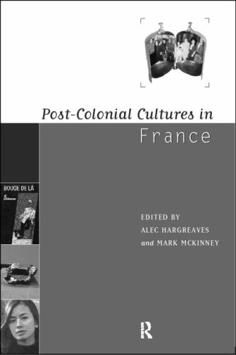 Post-Colonial Cultures in France   1997 edition cover