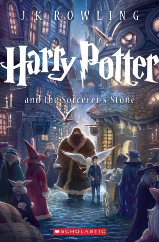 Harry Potter and the Sorcerer's Stone:   2013 edition cover