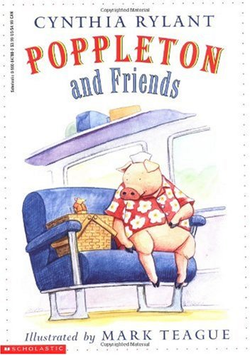 Poppleton and Friends  N/A edition cover