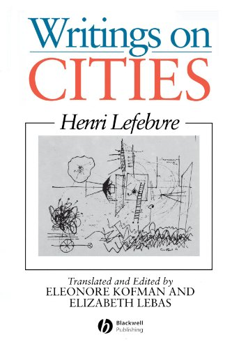 Writings on Cities   1995 edition cover