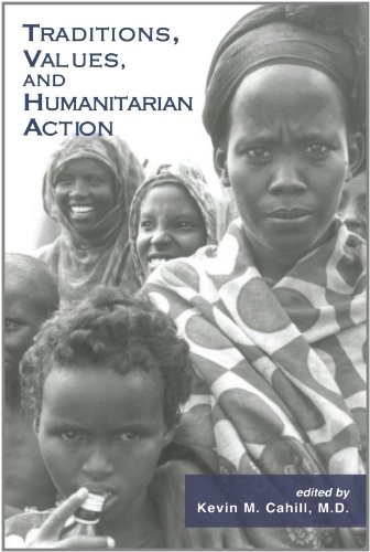Traditions, Values, and Humanitarian Action  2nd 2003 9780823222889 Front Cover