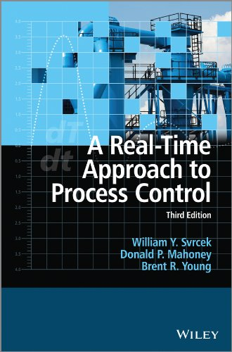 Real-Time Approach to Process Control 3E  3rd 2014 edition cover