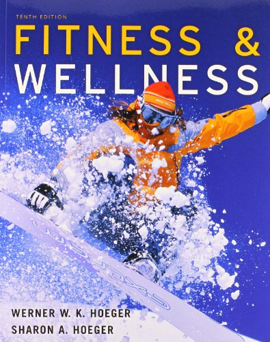 Bundle: Fitness and Wellness, 10th + Global Health Watch Printed Access Card Fitness and Wellness, 10th + Global Health Watch Printed Access Card 10th 2013 9781133498889 Front Cover