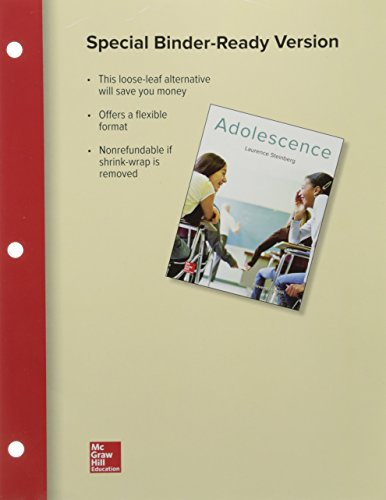ADOLESCENCE (LOOSELEAF)                 N/A 9781259822889 Front Cover