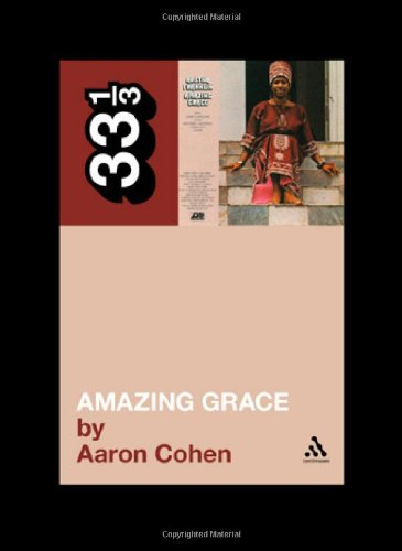 Aretha Franklin's Amazing Grace   2011 edition cover