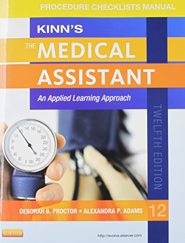 KINN'S MEDICAL...-SKILLS CHECK N/A edition cover