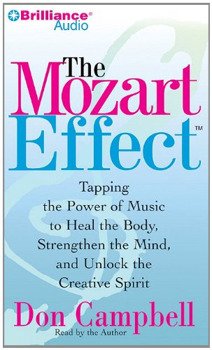 The Mozart Effect:  2011 edition cover