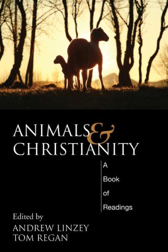 Animals and Christianity A Book of Readings N/A edition cover