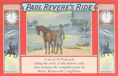 Paul Revere's Ride   2003 9781557094889 Front Cover