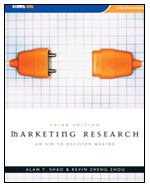 Marketing Research An Aid to Decision Making 2nd 2007 edition cover